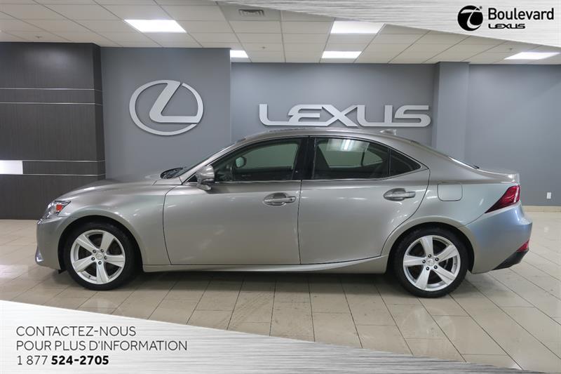Lexus IS 250 2014 PREMIUM AWD #14518A