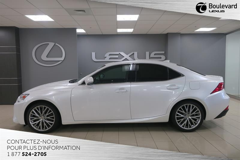 Lexus IS 300 2016 PREMIUM AWD CAMERA #14574A