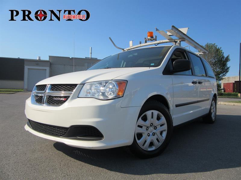 Dodge Grand Caravan 2013 Cargo ** Voir équipement! ** #3663