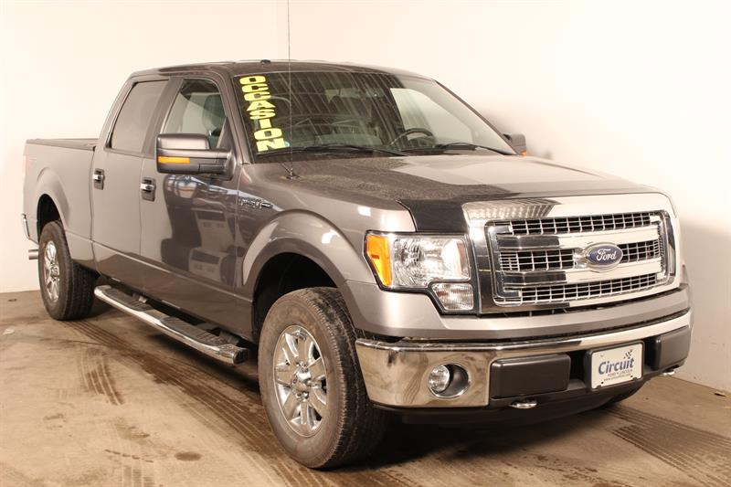 Ford F-150 2014 SuperCrew ** XTR V8 ** 4X4 #u3494