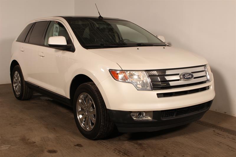 Ford EDGE 2010 SEL AWD ** CUIR TOIT ** #80399A