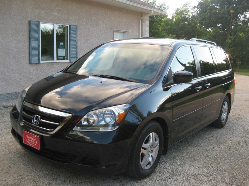 2007 Honda Odyssey EX-L 2 Owners #P 9425