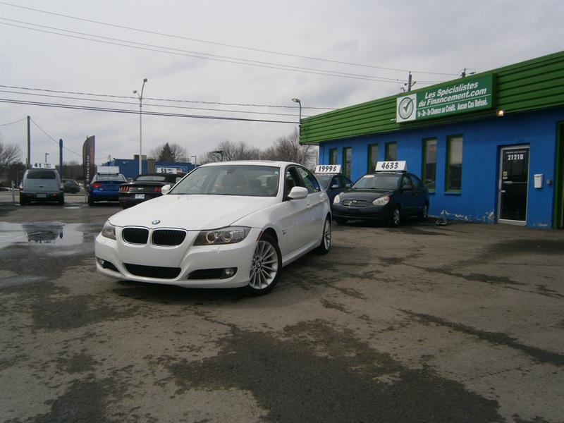 BMW 3 Series 2010 4dr Sdn 328i xDrive AWD #18-026