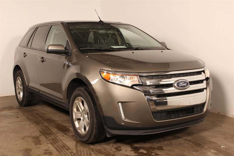 Ford EDGE 2013 4dr SEL FWD #80356b