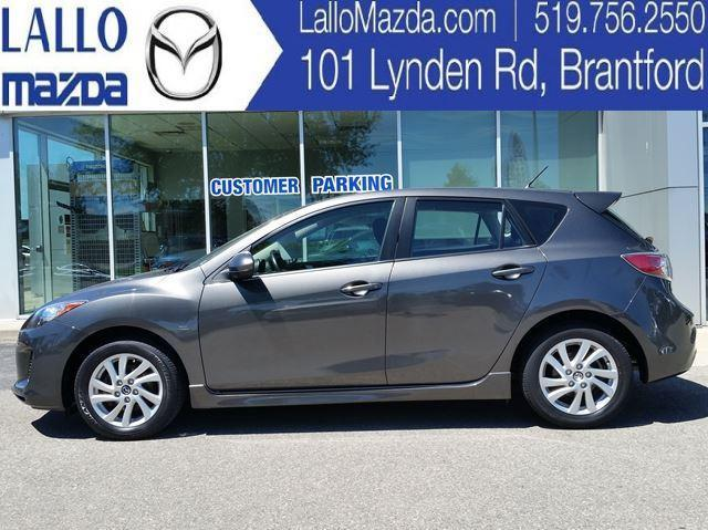 2013 Mazda MAZDA3 GS-SKY #18190AA