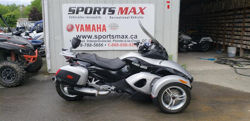 Can-am Spyder GS Roadster (semi-auto) 2009