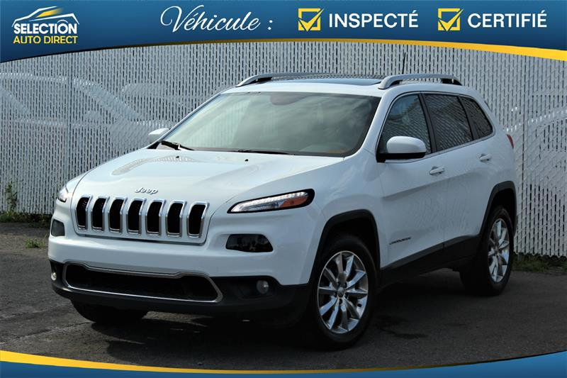 Jeep Cherokee 2016 4WD 4dr Limited #S185360