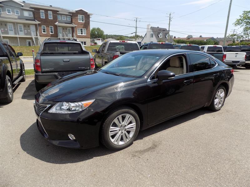 Lexus ES 350 2013 4dr Sdn #AD6987
