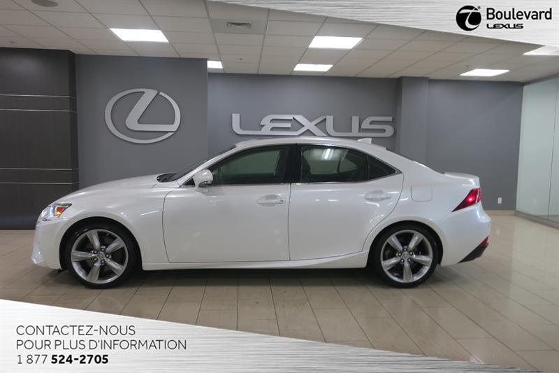 Lexus Is 2016 IS 350 AWD LUXE CUIR NAV #12896
