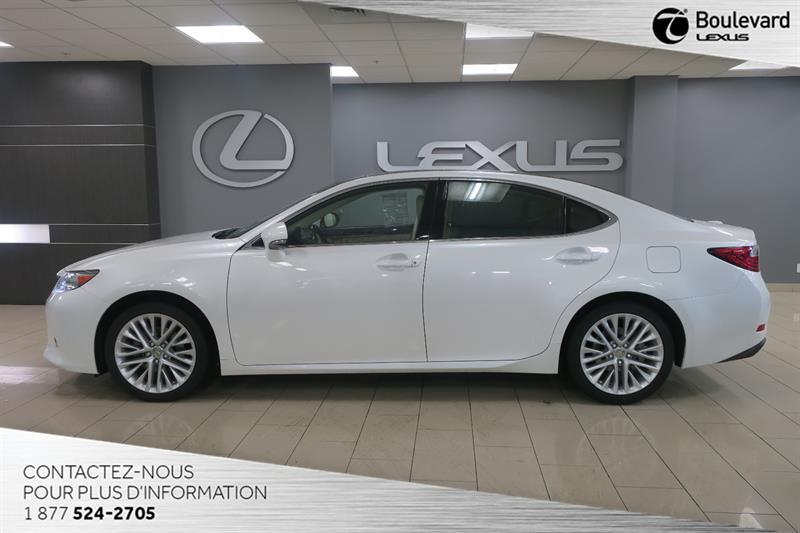 Lexus ES 350 2014 TOURING NAVIGATION #11502