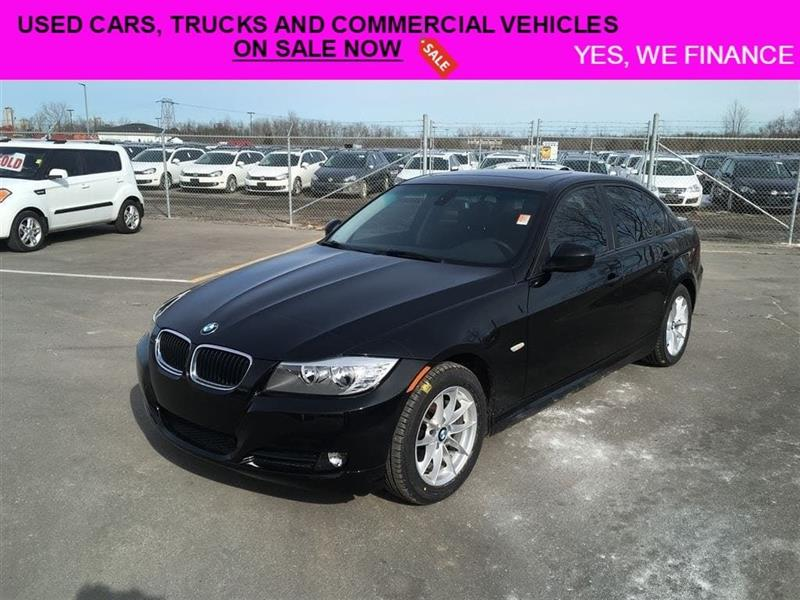 2011 BMW 3 Series 323I  Leather Seats!! #018019