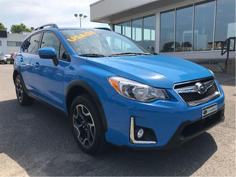 Subaru Crosstrek 2016 Touring Package #15515A