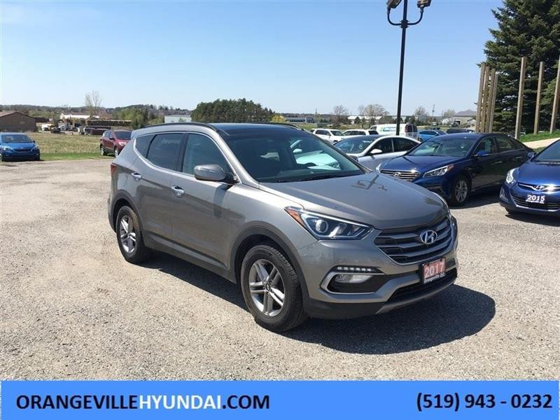 2017 Hyundai SANTA FE SPORT SE 2.4L AWD - Leather, Pano Roof #H0916