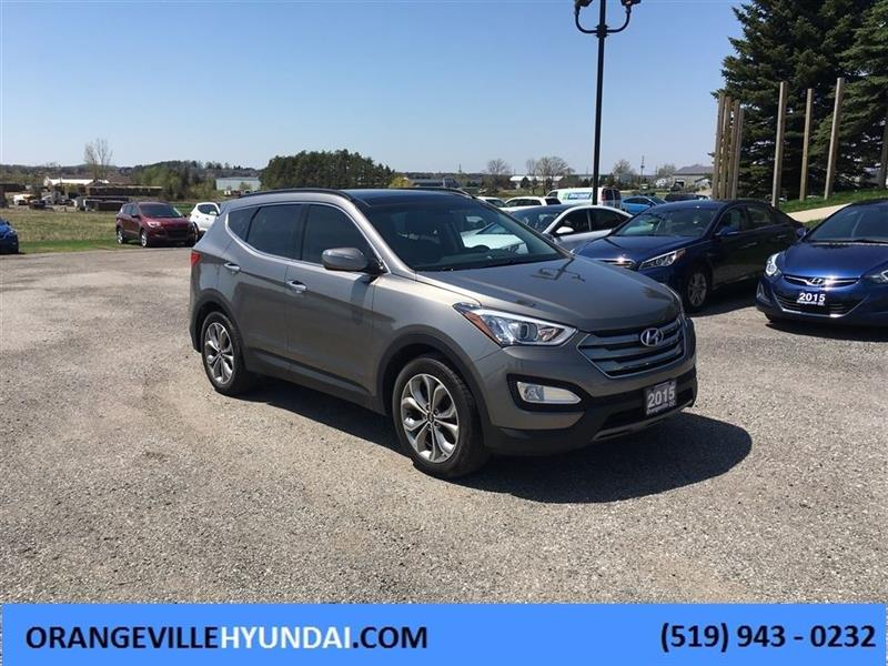 2015 Hyundai SANTA FE SPORT SE 2.0T AWD - Trade/Leather/Pano Roof #85039A