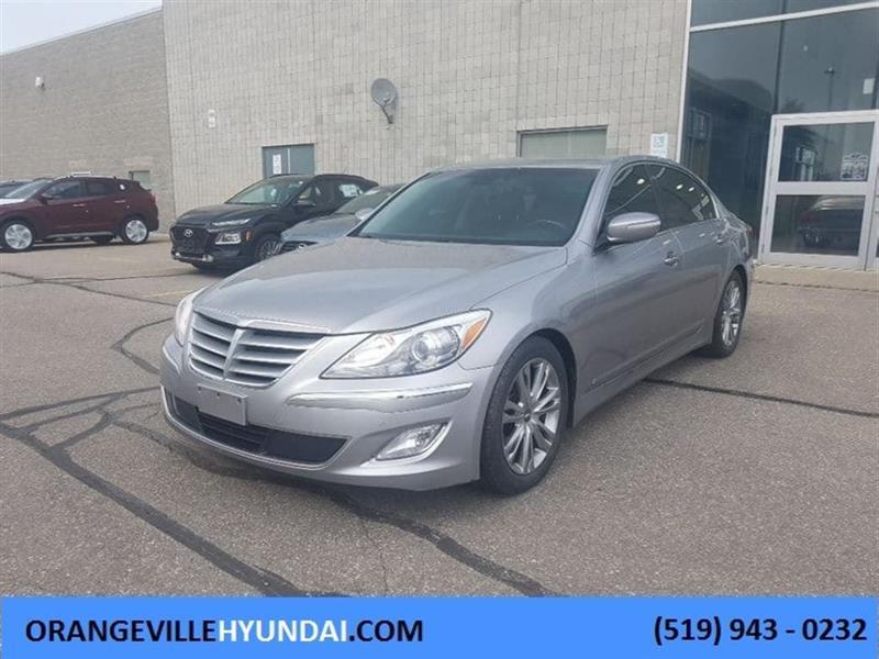 2012 Hyundai Genesis - #H0917A