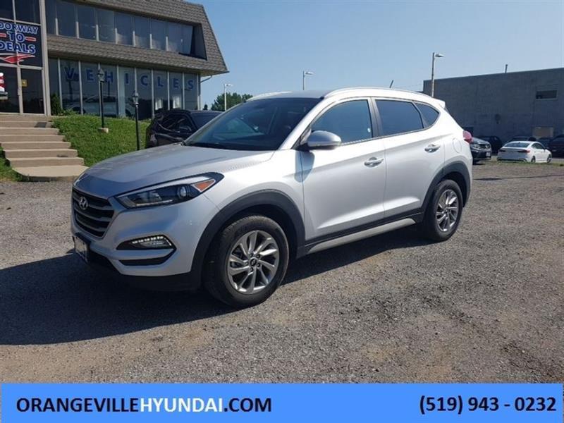2017 Hyundai Tucson Premium AWD - $0 CarProof #H0922