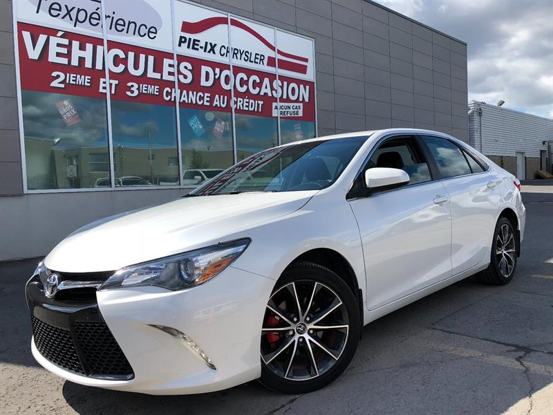 Toyota Camry 2015 XSE+MAGS+NAVI+CUIR/SUEDE+WOW! #UD4705