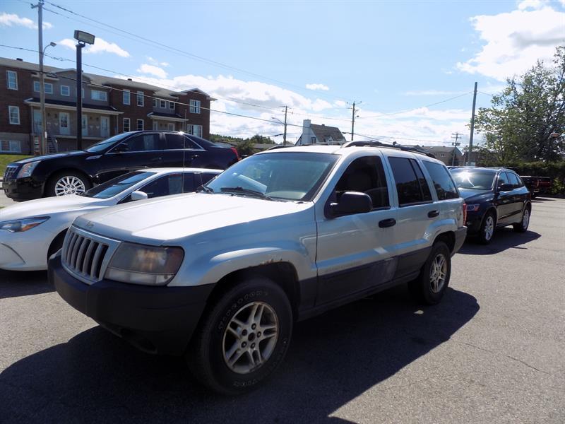 Jeep Grand Cherokee 2004 4dr Laredo 4WD #PATTE513