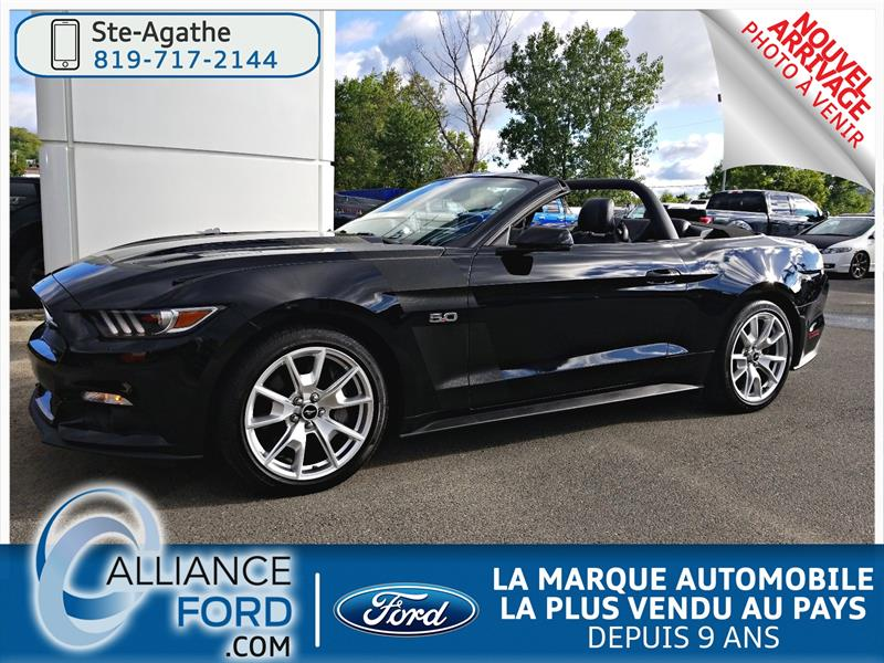 Ford Mustang 2015 2dr Conv GT Premium #18474a