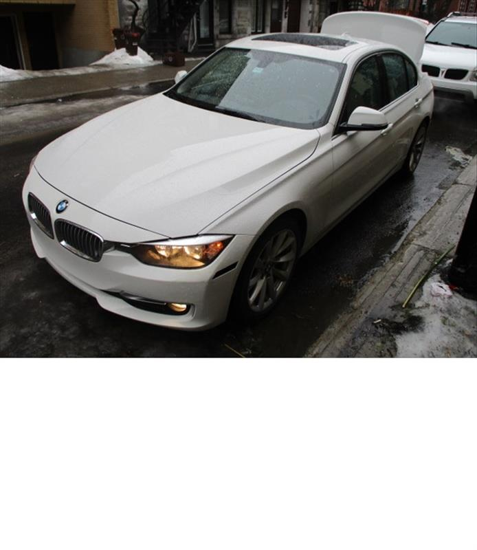 2014 BMW 3 Series 4dr Sdn 320i xDrive AWD 1,9% 84 MOIS #U18-159