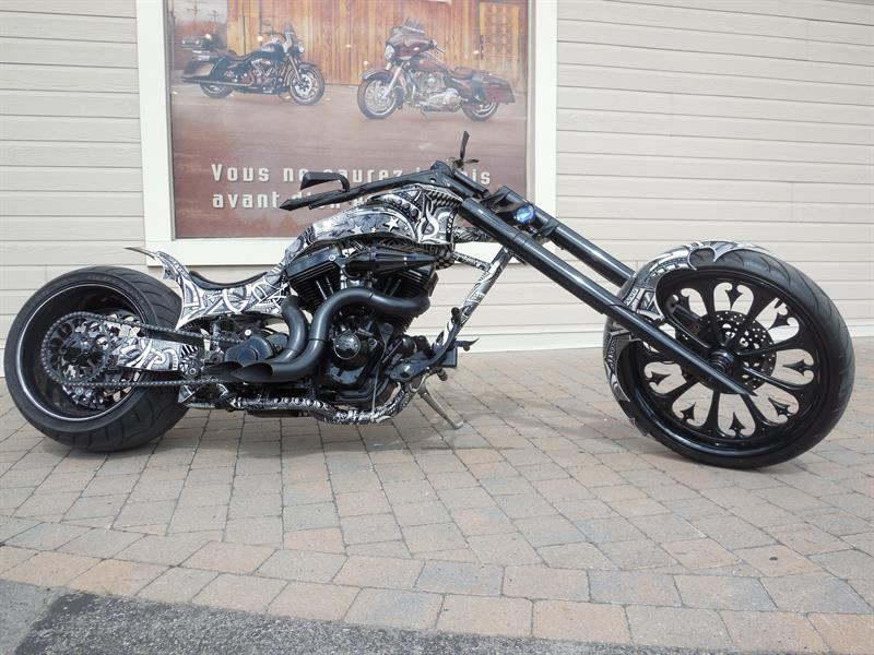 Harley Davidson ARTISANAL SOFTAIL 2014