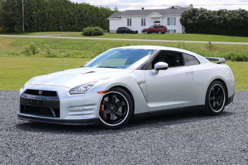 Nissan GT-R 2014 Black Edition #161198