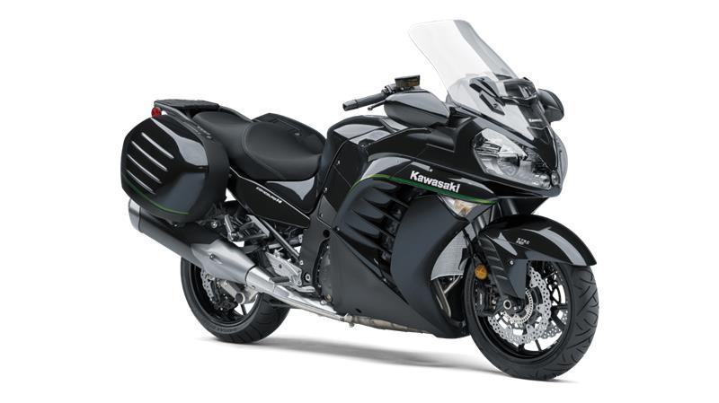 Kawasaki Concours 2018