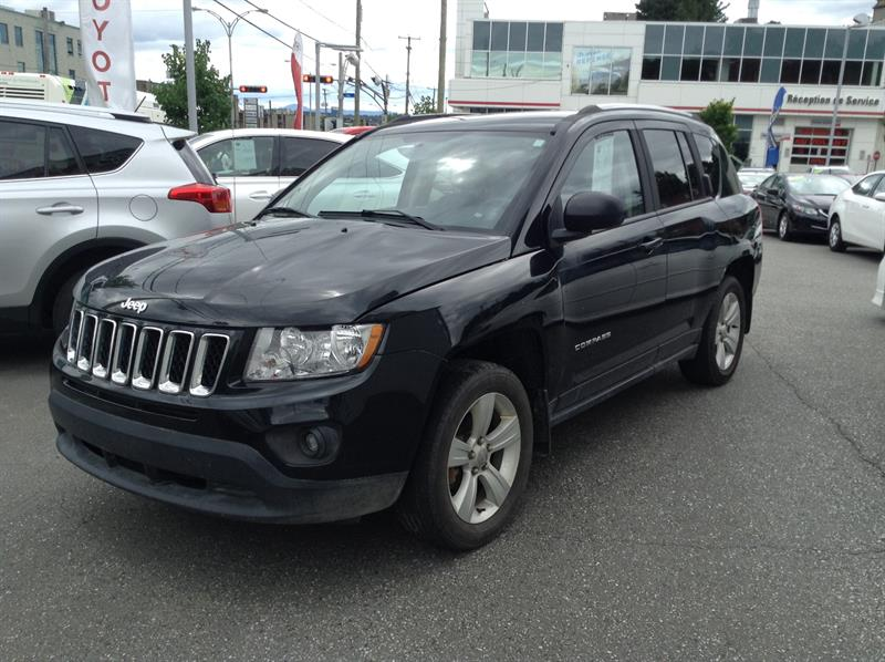 Jeep Compass 2013 North Edition 4WD #80661-1