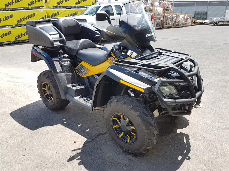 BOMBARDIER CAN-AM OUTLANDER MAX 800 XT-P 2010