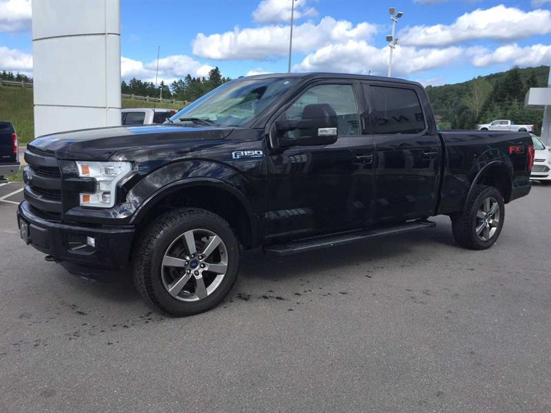 Ford F-150 2016 4WD SuperCrew LARIAT #18145at