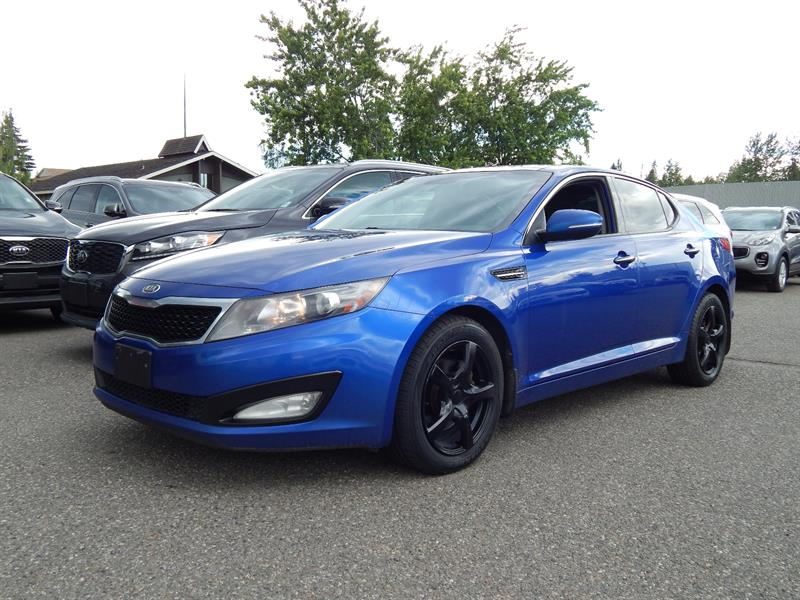 2012 Kia Optima EX Sunroof #PG11357A