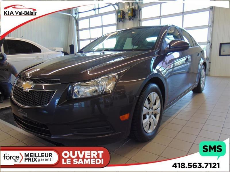 Chevrolet Cruze 2014 LT* AUTOMATIQUE* CAMÉRA DE RECUL* ON STAR* #VU170