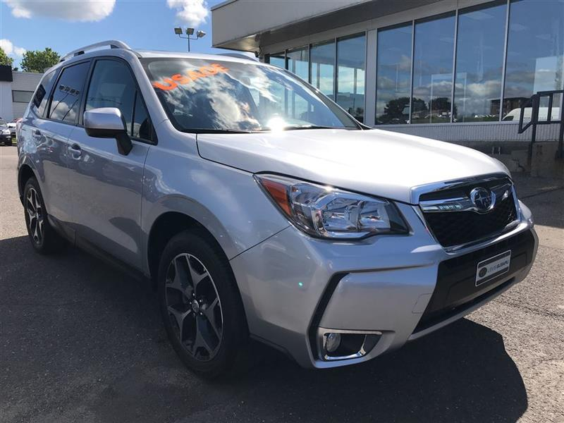 Subaru Forester 2016 2.0XT Touring #15507A