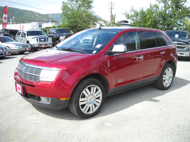 2008 Lincoln MKX 4dr Drives Great! Looks Great! #SOLD