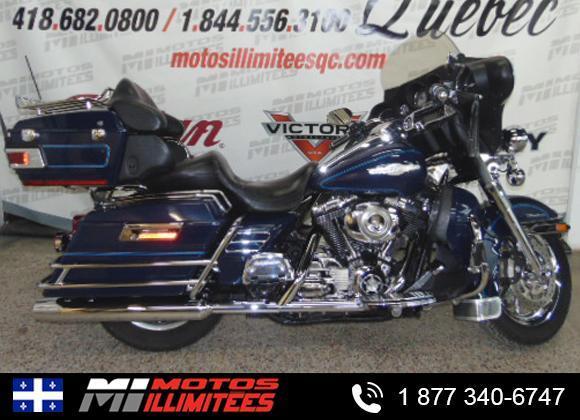 Harley Davidson FLHTCU Ultra Classic Electra Glide 2008