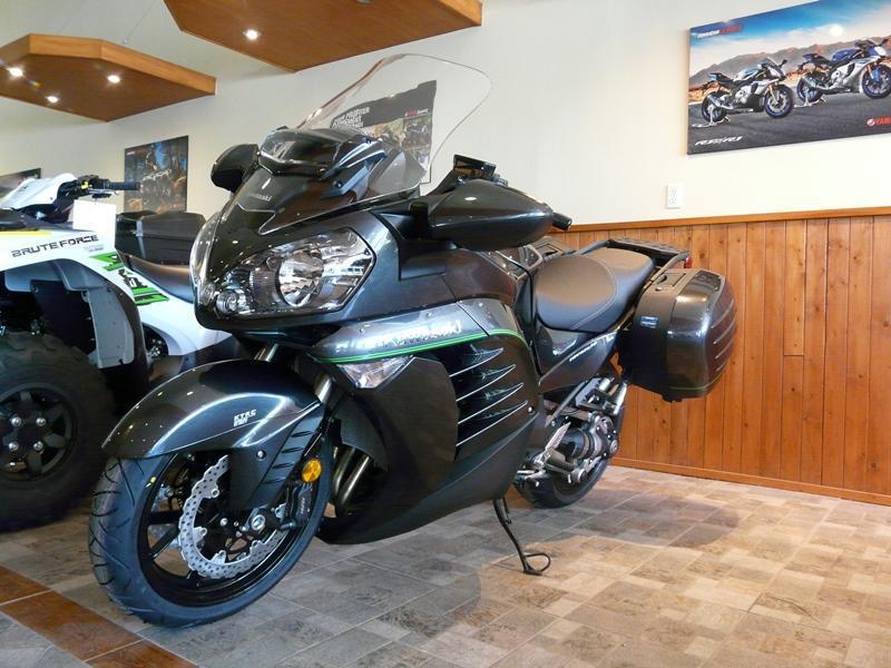Kawasaki Concours 14 2018