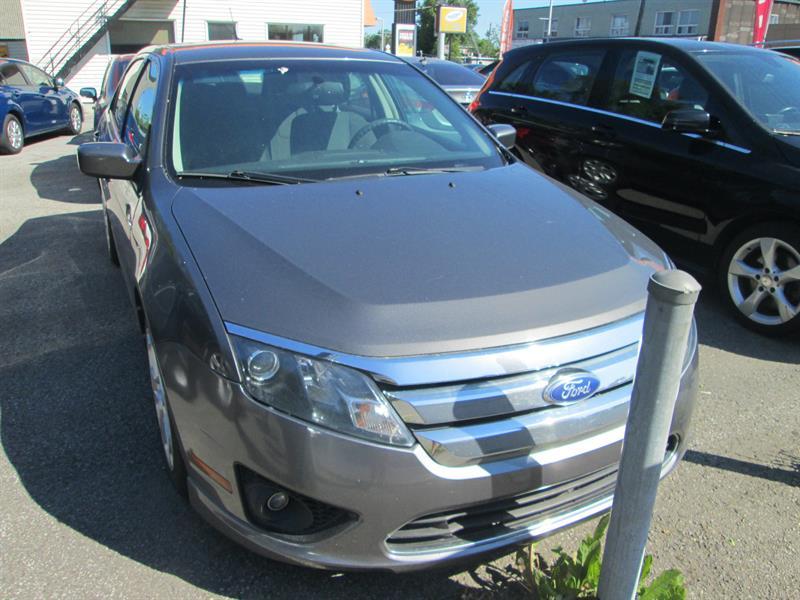 Ford Fusion 2011 SE #7-0503