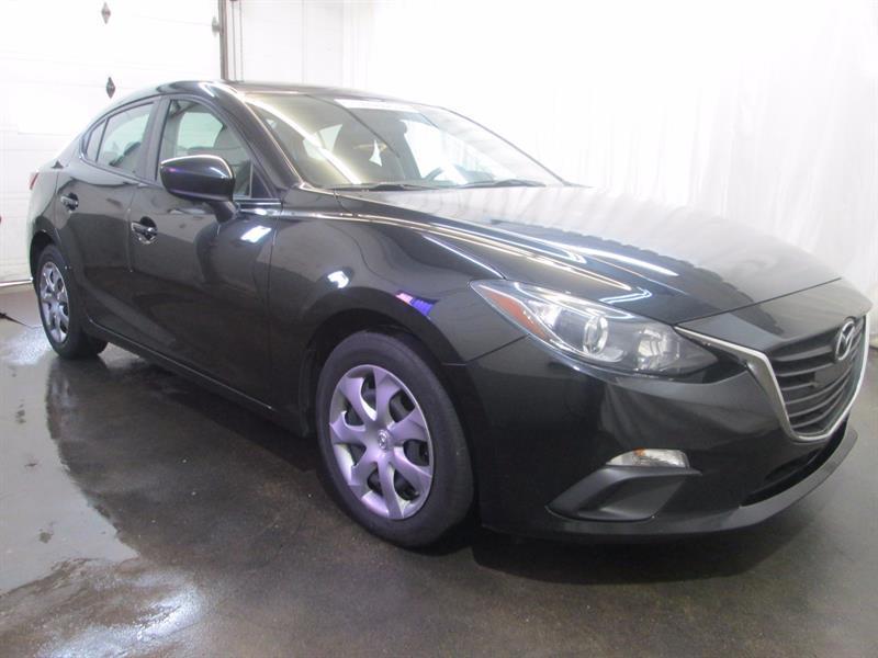Mazda MAZDA3 2014 4dr GX-SKY #7-1003