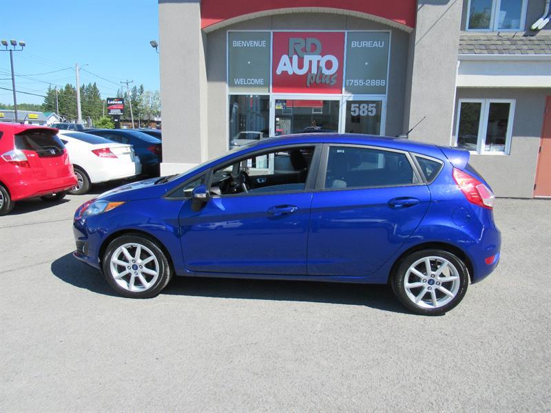 Ford Fiesta 2014  HB SE***mag***bluetooth*** #9870