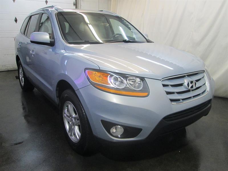 Hyundai Santa Fe 2010 GL #7-1108