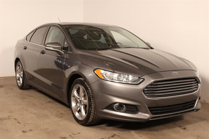 Ford Fusion 2013 ** TOIT + GPS + MAGS 18'' SPORT ** #81426a