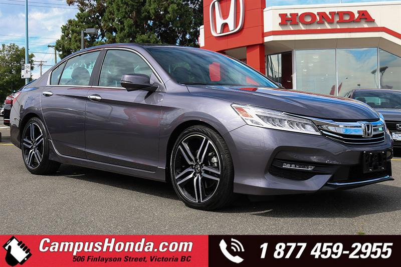 2016 Honda Accord Sedan CVT Touring Navi #18-0218A