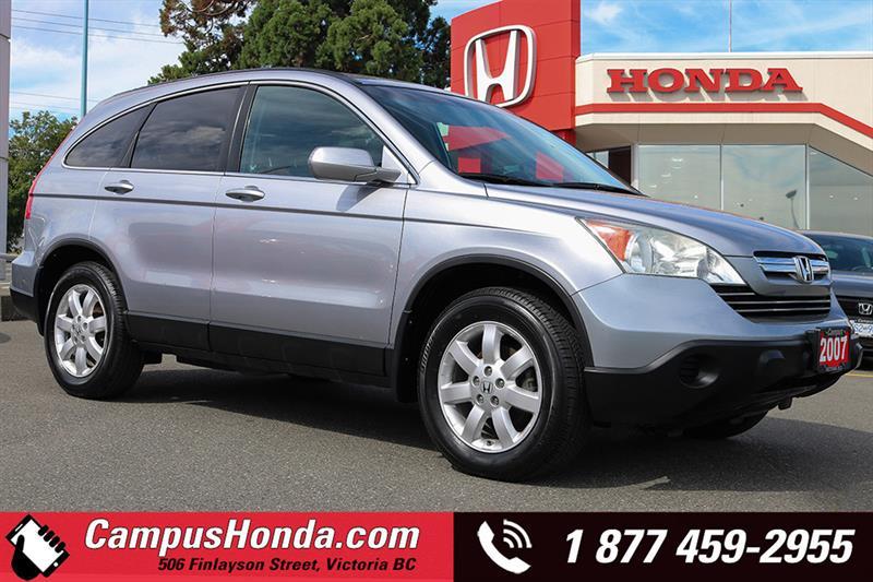 2007 Honda CR-V 4WD EX-L #18-0302A