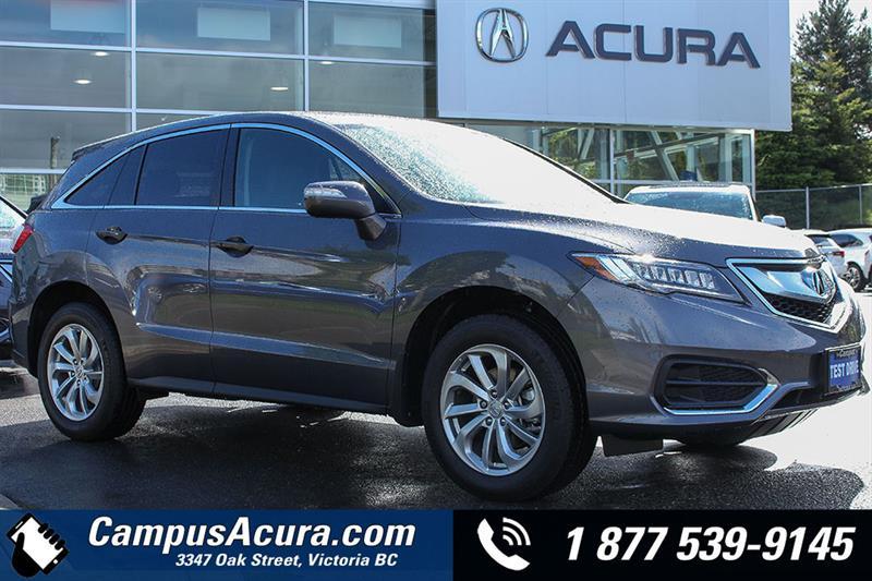 2018 Acura RDX Tech AWD #D18-6166