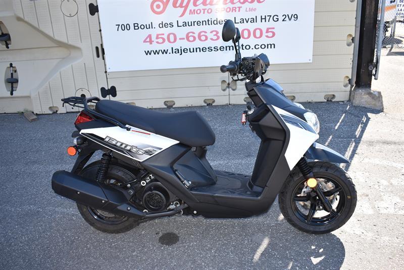 Yamaha BWS 125 CC 2016