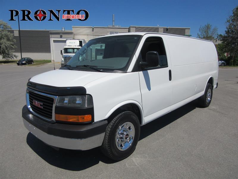 GMC Savana Cargo Van 2013 2500 ** Allongé/Extended **  #3666