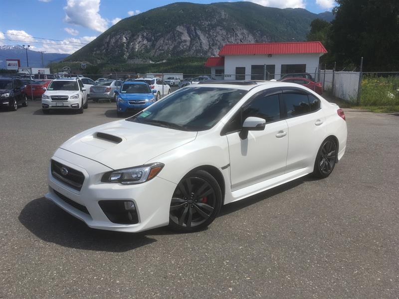 2017 Subaru Wrx Sport-Tech w/Tech Pkg #18081-0B