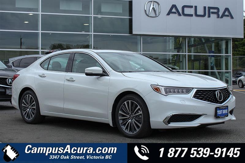 2018 Acura TLX Tech #18-4038