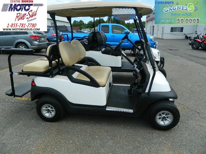 Club Car 4 Places 2011 VOITURETTE DE GOLF #G9