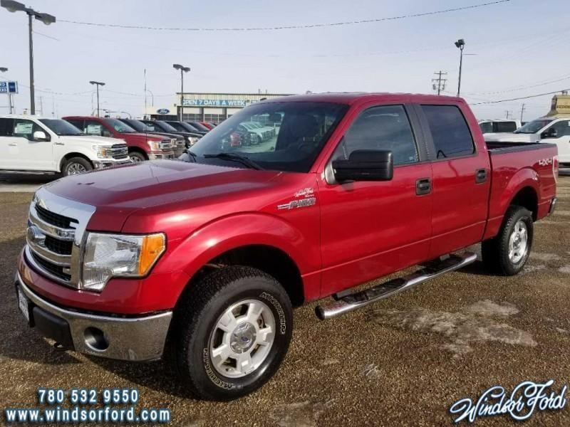 2014 Ford F-150 XLT #T1840